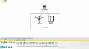 how to design a smart home. [IoT] How To Design A Smart Home On Packet Tracer - Part 1 H