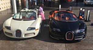 He bought it only a month after the koenigsegg crx trevita. Floyd Mayweather Drops 6 5 Million On Two Bugatti Veyrons W Video Carscoops