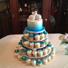 8 Very Fancy Wedding Cakes With Cupcakes Photo Wedding Cupcake