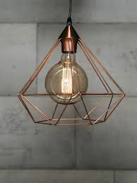 wire cage pendant light. Wire Cage Pendant Light E