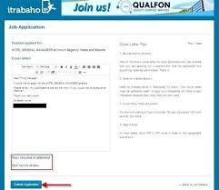 Resume For Online Application Ideas Of Cover Letter Online