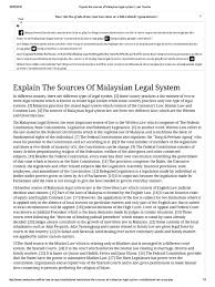 explain the sources of n legal system law teacher explain the sources of n legal system law teacher sources of law government information