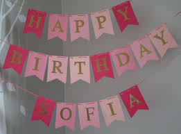 happy birthday banners personalized create a birthday banner rome fontanacountryinn com