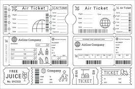 Microsoft Word Ticket Templates Microsoft Word Ticket Template Ticket Template Event Tickets Word