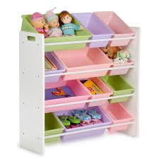 honey can do 12 bins kids storage organizer canada