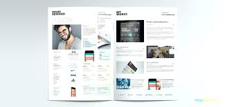 Resume Booklet Template Best of Free Booklet Template Resume Brochure 24 Pages Weddinghq