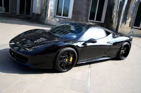 new ferrari 2016 black. the top cars ever: new look ferrari 458 italia black carbon edition by anderson germany 2016