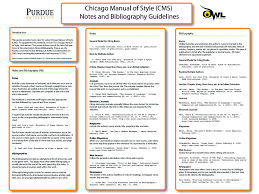 Chicago Format Paper Ivoiregion
