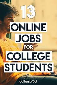 Make College Schedule Online 13 Legit Online Jobs For College Students To Make Easy Money