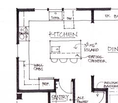 Kitchen Island Designs Plans Image Kitchen Island Cabinetry Remodel Pictures Designing