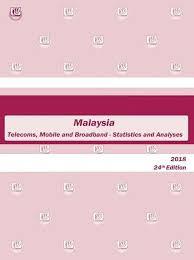 Malaysia Telecoms Mobile And Broadband Statistics And Analyses