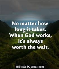 Quotes About Waiting On God Beauteous Quotes About Waiting For God 48 Quotes