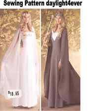 Medieval Dress Patterns Mesmerizing Medieval Dress Pattern EBay