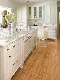 Light Cabinets Light Floors White Kitchens With Light Wood Floors Wallpapers Homeall