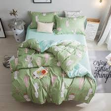 a aloe cotton comfortable simple and skin friendly soft apply bed linen pillowcase bedding