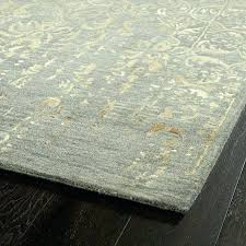 distressed wool rug arabesque midnight west elm ornament platinum are distressed wool rug inspiration