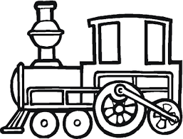 Print and color this toy train engine. Coloring Pages Valentines Day Coloring Page Train Coloring Pages Preschool Coloring Pages