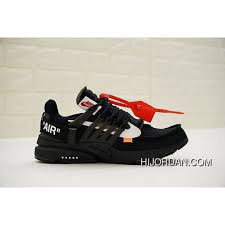 Men Off White X Nike Air Presto Running Shoe Aaa 299 Copuon