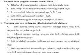 Kumpulan soal ipa kelas 7 semester 1 kurikulum 2013. Contoh Soal Essay Bahasa Indonesia Kurikulum 2013