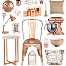 Copper Home Decor Beautiful Idea 8 On Design Ideas