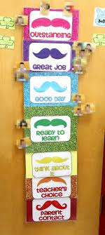 Classroom Management Clip Charts And Trampolines