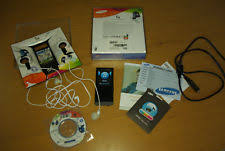 samsung yp t10. samsung yepp yp-t10 4gb digital media player- black /boxed yp t10