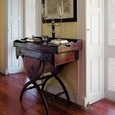 caribbean style furniture. one of the most prized pieces furniture in barbados is familiar cellaret designed on a curule base or x frame vshape lower drawer opens to caribbean style