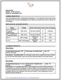 100 resume format for freshers sample template example of beautiful excellent professional curriculum vitae mba freshers resume format