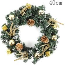 Attaching Christmas Lights Inside Windows Amazon Com Christmas Front Door Wreath With Led Lights