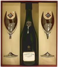 bollinger grande annee 97 gift set 750 ml