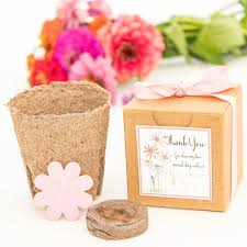 Biodegradable Paper With Flower Seeds