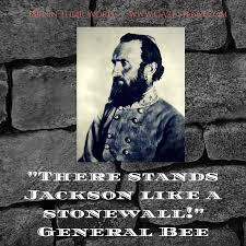 "Stonewall Jackson Quotes Amazing 48 €�Like A Stonewall"" Gazette48"