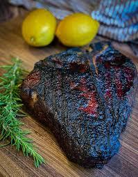 dry brine your steak for maximum flavor