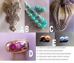 Vintage Baubles Bits Raffle Prize Ideas Input Please
