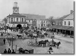 Image result for devastation after the civil war in north carolina