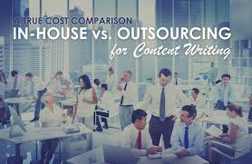 Outsourcing Vs In House Writing A True Cost Comparison