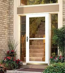 full glass front door storm doors leaded glass entry doors with sidelights full glass front door