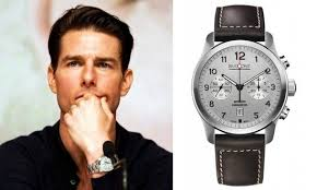 top 7 men s celebrity wrist watches favorite brands men s answer tom cruise bremont watch
