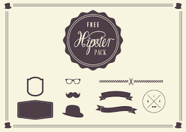 Vintage Logo Vector Free Vintage Hipster Elements Pack Vector Eps Ian Barnard