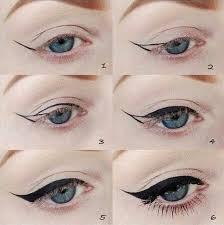 step by step cat eyeliner tutorial womantowomandiy diy makeup beauty