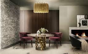 gold dining room lights dining room