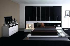 Modern Bedroom Sets Incredible White Contemporary Bedroom Sets Black ...