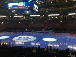 Toronto Maple Leafs Seating Chart Prices Scotiabank Arena Section 107 Toronto Maple Leafs