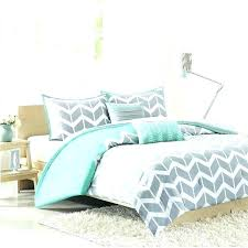 grey and white chevron bedding photo 2 of 7 beautiful modern teal aqua blue black stripe blue chevron bedding bed comforters teal