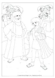 Joseph Coat Coloring Page And His Coat Coloring Page New Coat Many