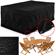 cover outdoor furniture. 12312374cm waterproof dustproof furniture cover breathable garden rectangular outdoor coverin allpurpose covers from home u0026