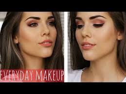 everyday c makeup tutorial daytime work appropriate you