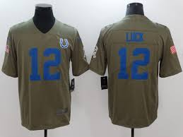 To Salute Service Jersey Colts