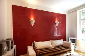 Wandgestaltung Mit Farbe Rot 1 Und Angenehm On Moderne Deko Ideen ...