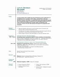 Registered Nurse Student Resume Classy 44 Antique Registered Nurse Resume Objective Sierra